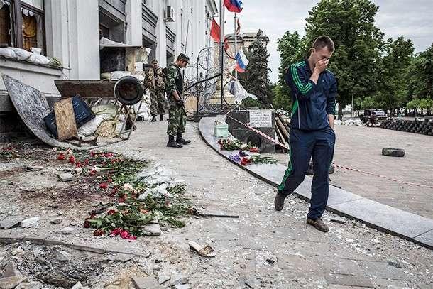 ОБСЕ опубликовала данные о Луганске, но «международное сообщество» умалчивает эти факты