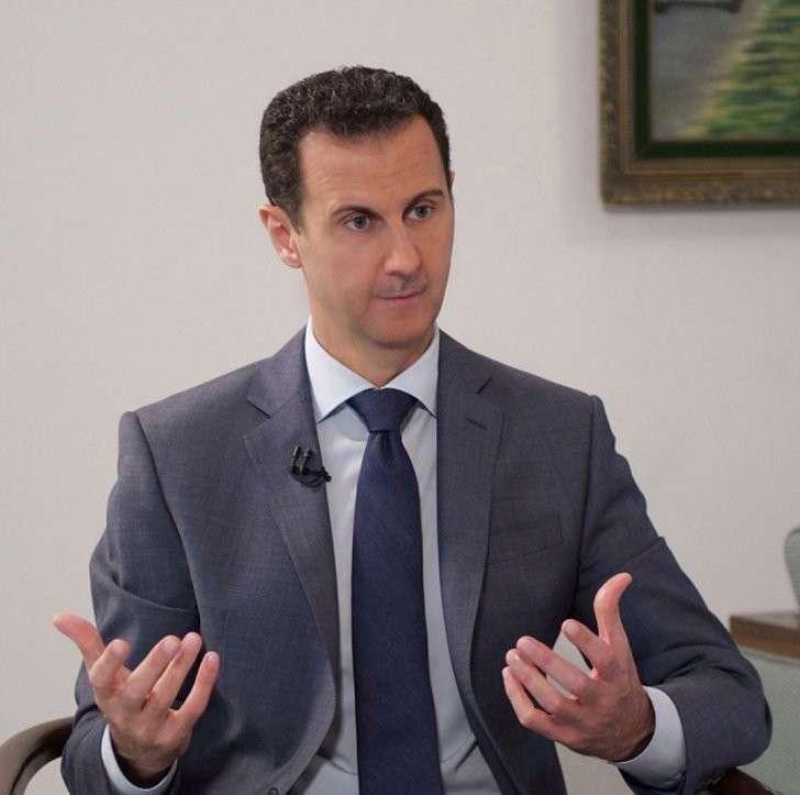 Башар Асад не позволил создать на северо-западе Сирии террористическое квазигосударство из двух провинций - Алеппо и Идлиб Фото: REUTERS