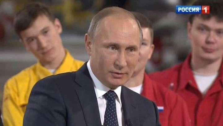Владимир Путин заставил желающих изолировать Россию выглядеть глупо