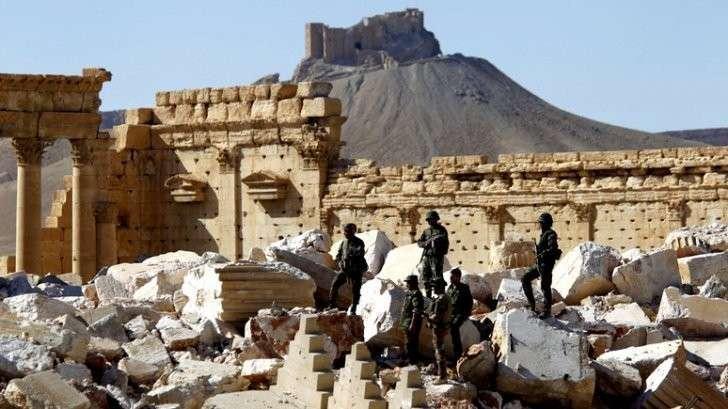 Немецкий Telepolis: Пальмира пала во имя стратегических интересов Вашингтона