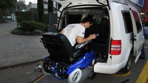 Новосибирский проект инвалидных колясок-вездеходов признали лучшим