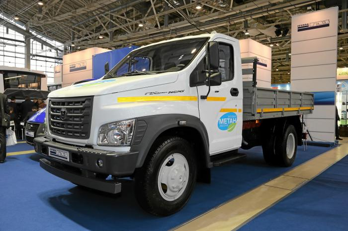 Группа ГАЗ начала серийное производство автомобиля с газовым двигателем ЯМЗ-534