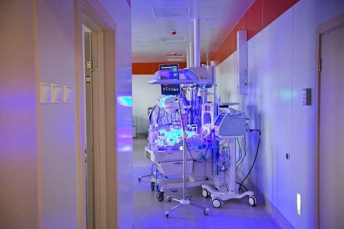 «Швабе» оснастил новый перинатальный центр Оренбурга медтехникой
