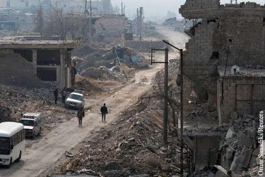 Победа! Сирийские СМИ объявили о полном освобождении Алеппо от боевиков