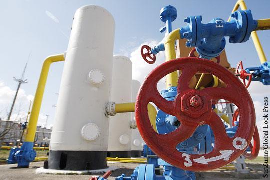 Киев приготовился к газовой войне с Россией.. Опять