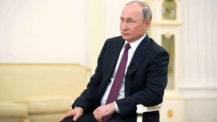 «У России нет территориальных проблем»: Владимир Путин в интервью японским СМИ о Курилах
