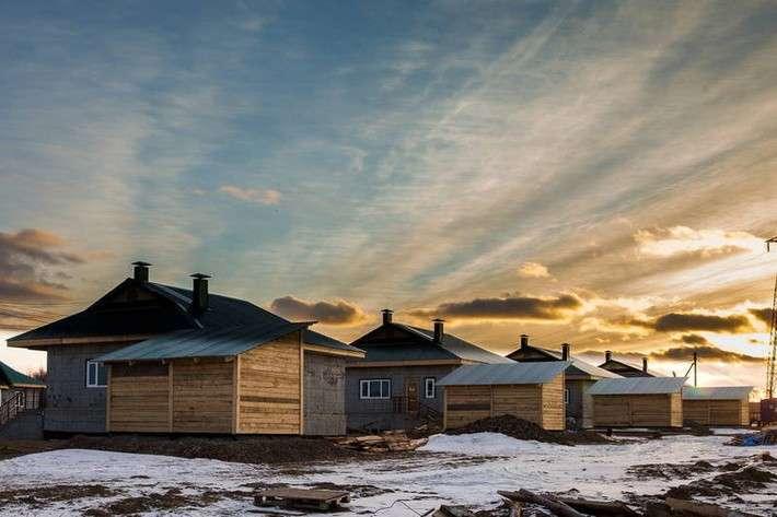 В Сахалинской области строят три крупных животноводческих комплекса
