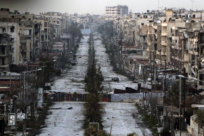 Американские наёмники покинут Алеппо или будут полностью уничтожены