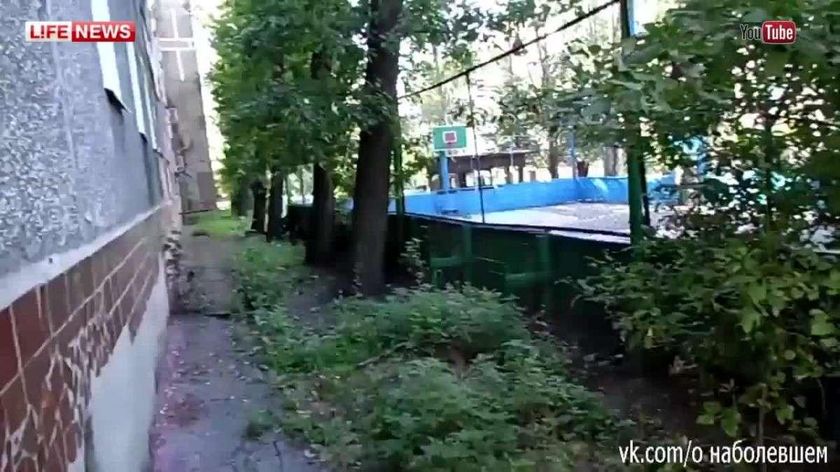 Украинские танки движутся к железнодорожному вокзалу Донецка