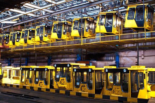 На ЧТЗ началось строительство нового конвейера для сборки бульдозеров и трубоукладчиков