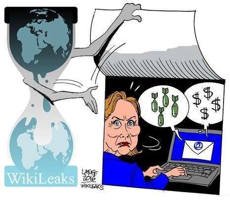WikiLeaks: Почту Клинтон не взламывали, утечка была инсайдерской