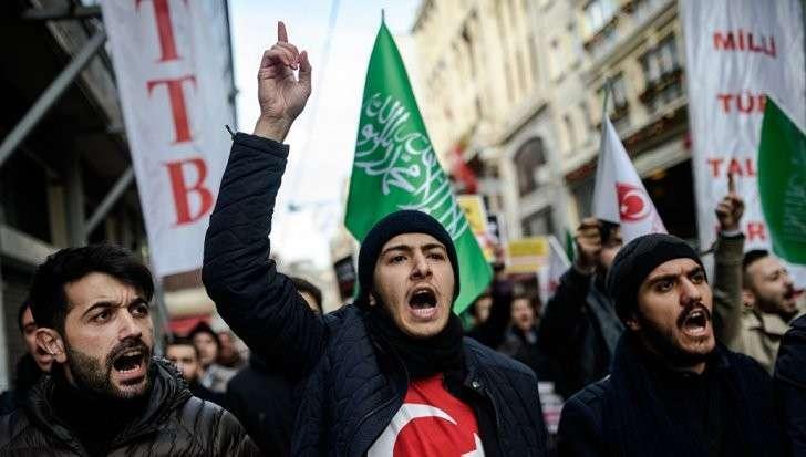 Управление гневом: кто стоит за антироссийскими акциями в Турции