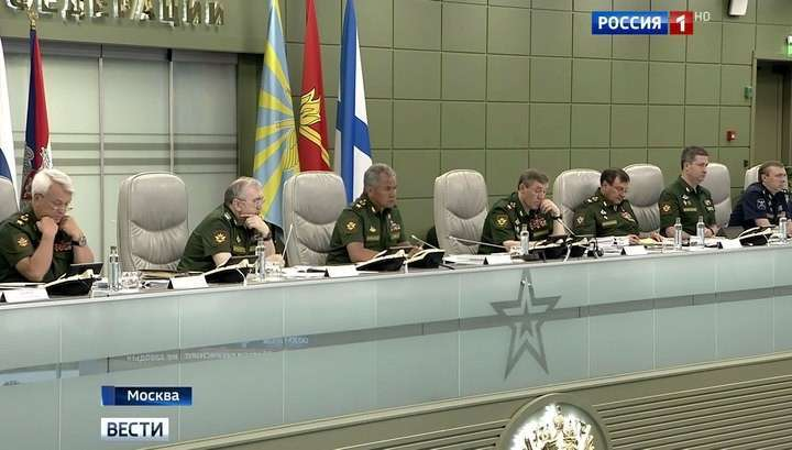 Генштаб: Усиление НАТО вблизи границ Российской Федерации вызывает опасение