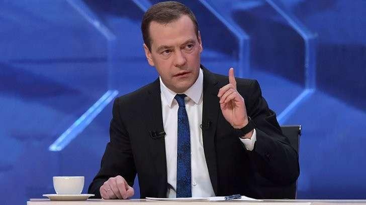 «Антидопинговая кампания превратилась в антироссийскую»: Дмитрий Медведев дал ежегодное интервью