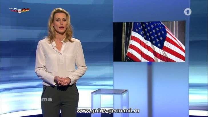 Правительство США шантажирует немецких бизнесменов [Голос Германии]