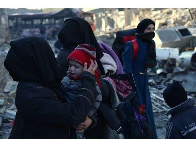 Эвакуация боевиков из Алеппо: кто чуть не сорвал мирный план?