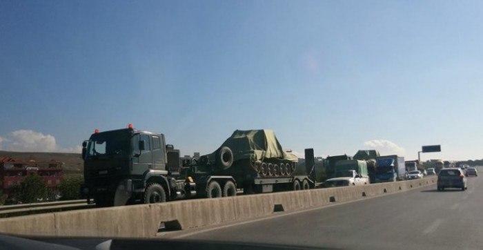 Россия доставила в Алжир очередную партию танков Т-90СА
