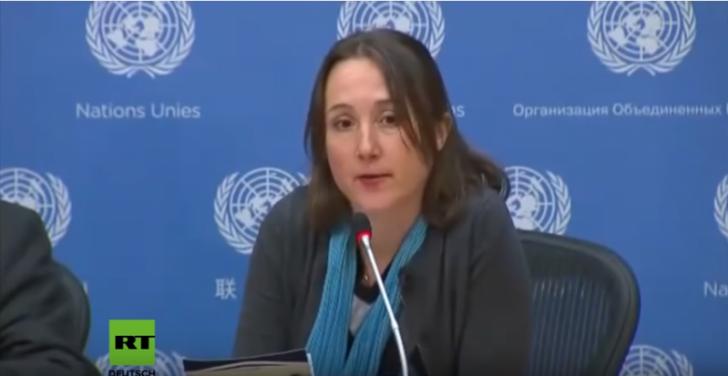 Ложь о военной операции России в Сирии журналистка Ева Бартлетт раскрыла за 2 минуты