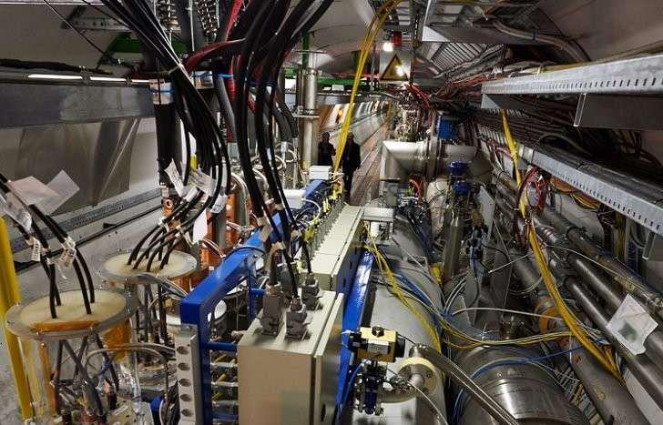 Китай прекратил финансирование безполезного коллайдера