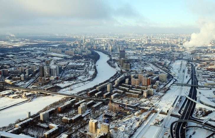 Новое укрупнение регионов может начаться с Москвы и Мособласти