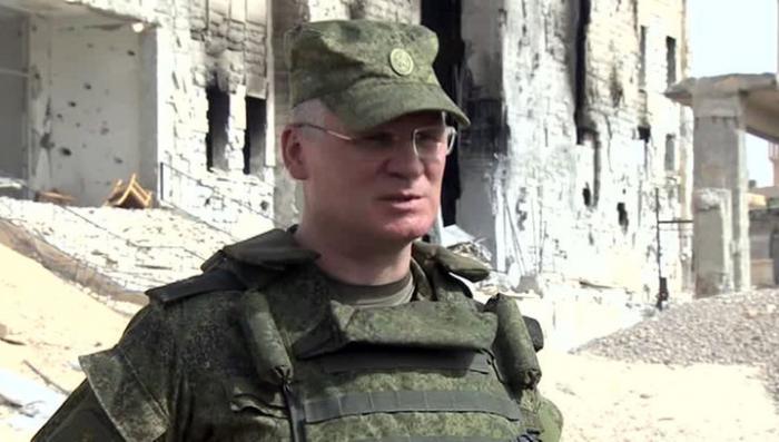Игорь Конашенков объяснил уникальность алеппской операции