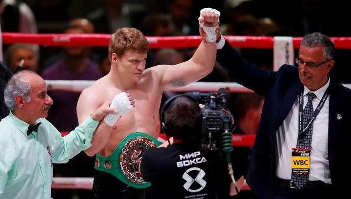 Жулики из WBC Стиверну простили допинг, а Поветкину - нет