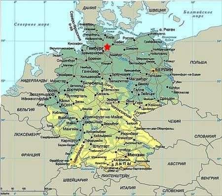Немецкие студенты в Гамбурге разогнали митинг славаукраинцев
