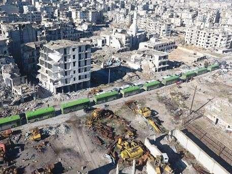В Минобороны России указали кратчайший путь к миру в Сирии