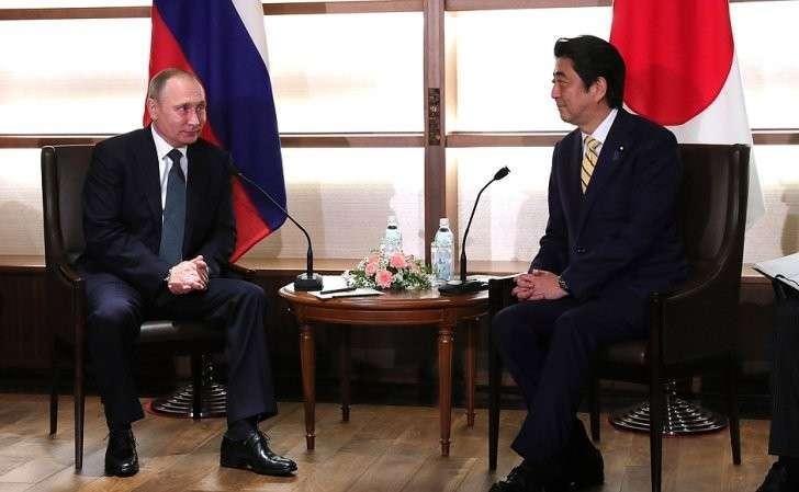 О результатах японских переговоров Владимира Путина. Перевод с дипломатического