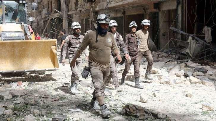 Липовые правозащитники из США в Сирии помогают террористам и бандитам