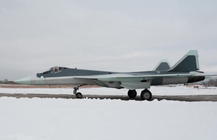 Опубликованы первые фотографии ПАК ФА Т-50-8