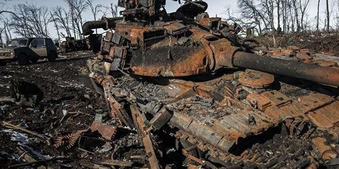 ВСУ перешли в наступление под Калиновкой и несут крупные потери