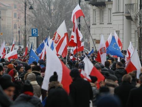 Лидеры оппозиционных партий Польши выдвинули президенту страны свои условия