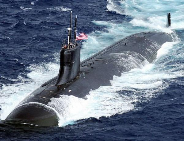 Американская Атомная Лодка, которую стоит бояться