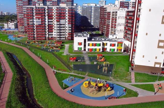 В д. Кудрово Всеволжского района Ленинградской области начал работу новый муниципальный детский сад на 110 мест