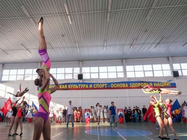 В Ставропольском крае открыли новый спортивный комплекс