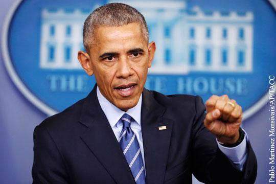 США не хватило сил на «эскалационное доминирование»