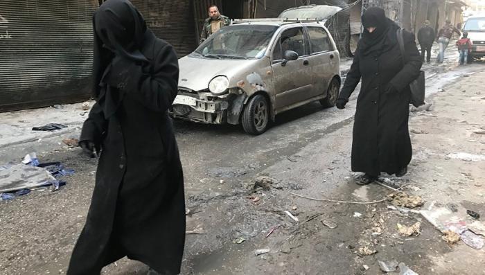 Запад умолят СБ ООН ввести наблюдателей в Алеппо
