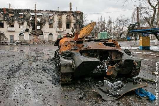 Новая атака на Дебальцево: Американская тактика ВСУ опять себя не оправдала