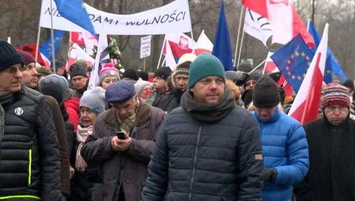 Варшава бурлит: МВД Польши заговорило о госперевороте