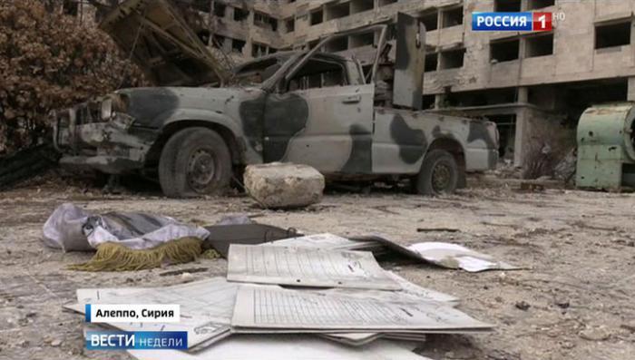 Террористы фабриковали данные об ударах авиации по больницам и школам Сирии