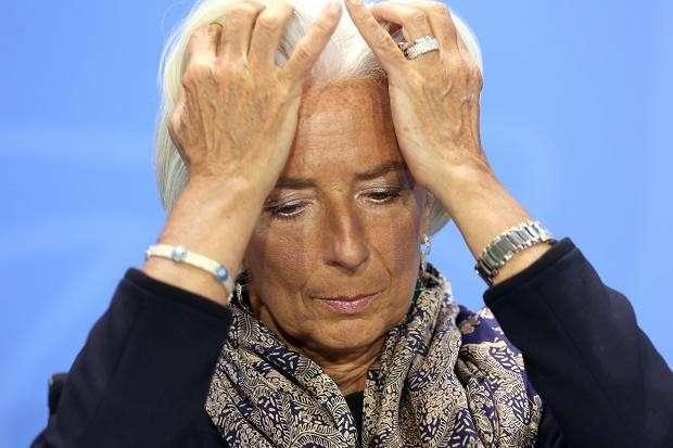 Главу МВФ Лагард признали виновной, ей грозит реальный срок