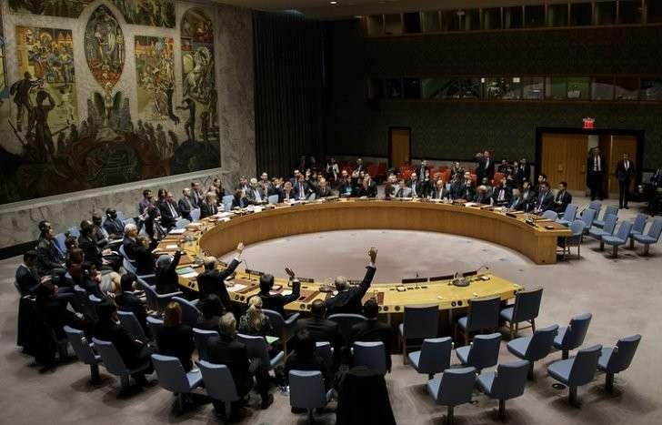 Россия поддержала резолюцию СБ ООН по Алеппо