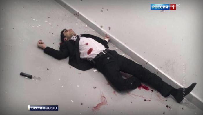 МВД Турции назвало имя убийцы российского посла