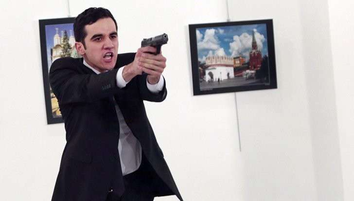Убийца посла Андрея Карлова ранее охранял посольство России в Анкаре