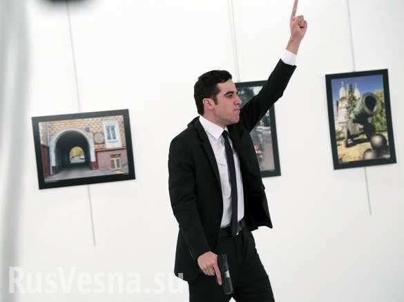 Бесноватый Тарас Черновол назвал «спасителем» убийцу российского посла | Русская весна