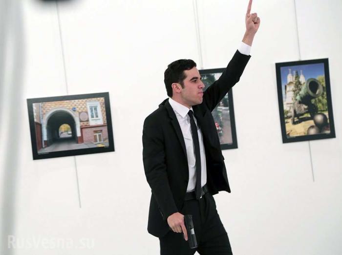 Бесноватый Тарас Черновол назвал «спасителем» убийцу российского посла