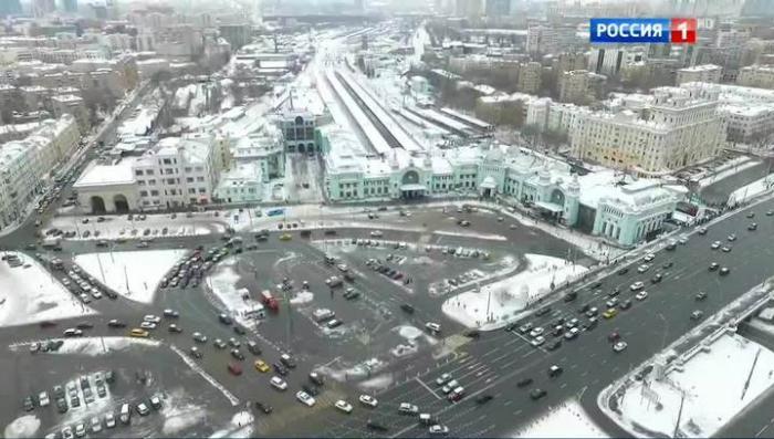 На Москву надвигается ледяной дождь, туман и гололёд