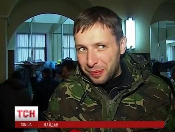 Ещё один бесноватый - Вовка Парасюк - назвал «героем» убийцу посла России в Турции