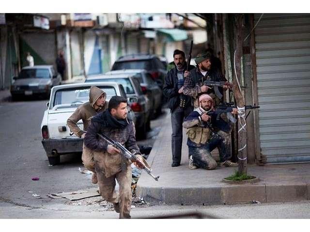 Эффект Алеппо: пленение инструкторов не остановит манипуляторов Запада